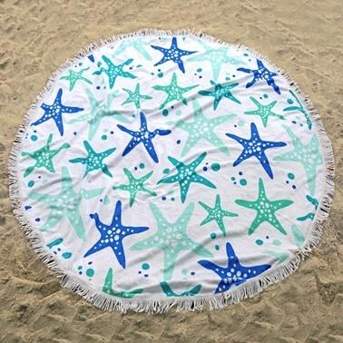 İrya Sımı Plaj Havlusu Renkli